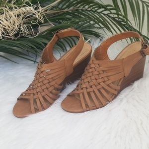 NWOT City Classified Wedges